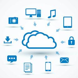 Cloud services hébergés